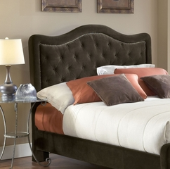 Trieste Queen Size Fabric Headboard with Frame - Hillsdale Furniture - 1554HQRT