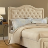 Trieste Queen Size Fabric Headboard with Frame - Hillsdale Furniture - 1566HQRT