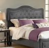 Trieste Queen Size Fabric Headboard with Frame - Hillsdale Furniture - 1638HQRT