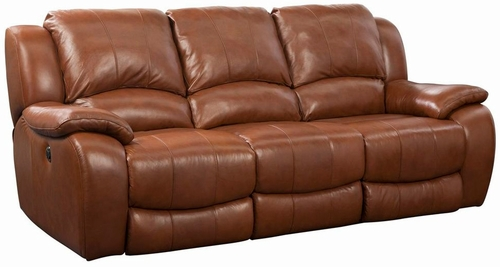 Triumph ll Recliner Sofa - Palm Beach Carmel - 395237348314