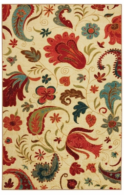 Tropical Acres Floor Rug - 970049
