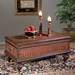 Trunk Cocktail Table in Heritage - Butler Furniture - BT-1407070