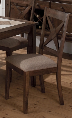 Tucson Brown Nova Side Chair - Set of 2 - 794-221KD