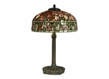 Tulip Tiffany Replica Table Lamp - Dale Tiffany
