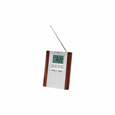 Tune In Tabletop Alarm Clock - Howard Miller