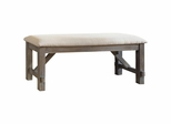 Turino Dining Bench - Powell Furniture - POWELL-457-260