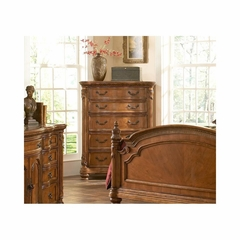 Turnberry 5 Drawer Chest Antique Cherry - Largo - LARGO-ST-B1310A-30