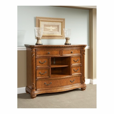 Turnberry HD Chest Antique Cherry - Largo - LARGO-WG-B1310A-28