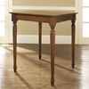 Turned Leg Pub Table in Classic Cherry Finish - Crosley Furniture - KD20003CH