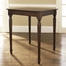 Turned Leg Pub Table in Vintage Mahogany Finish - Crosley Furniture - KD20003MA