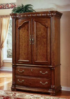 TV Armoire - Wynwood Furniture - 1635-77