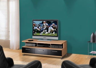 TV Base for Plasma, DLP and LCD TVs - Eclipse Collection - Nexera Furniture - 451304