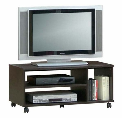 TV Entertainment Cart in Espresso - 4D Concepts - 71513
