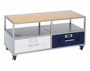TV Media Cart - Locker Furniture Collection - 38-6703-997