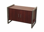 TV Stand / Credenza in Medium Cherry - Barker Collection - RiverRidge - 05-011