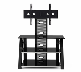 TV Stand - Cruise Flat Panel TV Stand with Integrated Mount - Z-Line Designs - ZL582-40MIVU