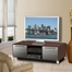 TV Stand for Plasma, DLP and LCD TVs - Brooklyn Collection - Nexera Furniture - 410400