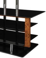 TV Stand in Bird Eye - Innovex - TB096GBE