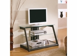 TV Stand in Black - Coaster - COAST-17006131