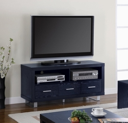 TV Stand in Black - Coaster - COAST-17006441