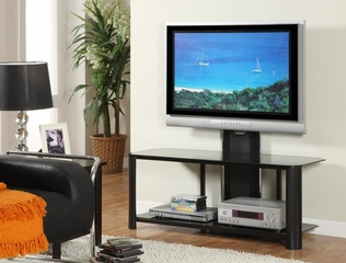 TV Stand in Black - Innovex - TB076G29