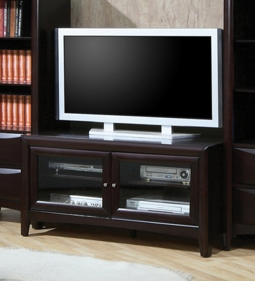 TV Stand in Cappuccino - Coaster - COAST-17002911
