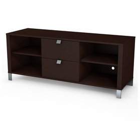TV Stand in Chocolat - Cakao - South Shore Furniture - 4259600