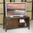 TV Stand in Mahogany - Mission Nuevo - Inspirations by Broyhill - 305-136