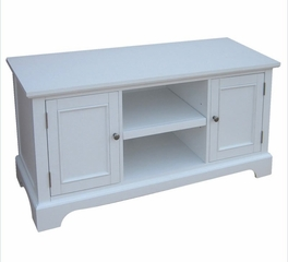 TV Stand in White - Naples - 5530-09