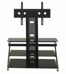 TV Stand - Portland Flat Panel TV Stand with Integrated Mount - Z-Line Designs - ZL23-44MU