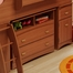 TV Stand/ Storage Unit in Morgan Cherry - Imagine - South Shore Furniture - 3576043