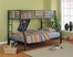 Twin/Full Bunk Bed - Monster Bedroom - Powell Furniture - 500-192