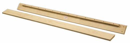 Twin/Full Size Conversion Rail Kit (to be used only for M4791,M5501, M4798 and M5998) - DaVinci Furniture - M4799