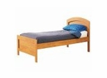 Twin Size Bed in Country Pine - South Shore Furniture - 3232189