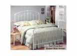 Twin Size Bed - Maddie Twin Size Metal Bed