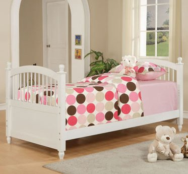 Twin Size Bed - May - Powell Furniture - 270-038