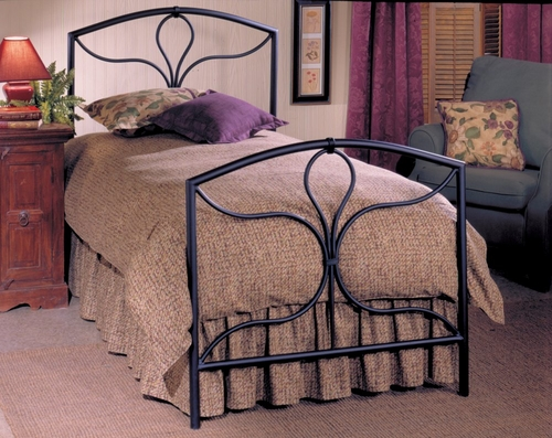 Twin Size Bed - Morgan Twin Size Bed - Hillsdale Furniture