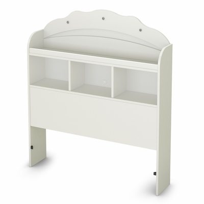 Twin Size Bookcase Headboard - Tiara - South Shore Furniture - 3650098
