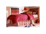 Twin Size Comforter Set - 3-Piece Emsemble in Camp 1830 Pattern - 80JQ310CAM