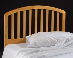 Twin Size Headboard - Carolina Twin Size Headboard with Frame - Hillsdale Furniture