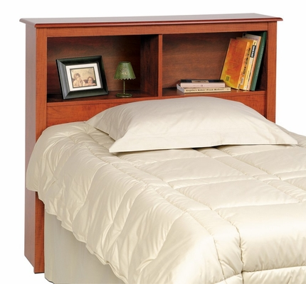 Twin Size Headboard in Cherry - Monterey Collection - Prepac Furniture - CSH-4543