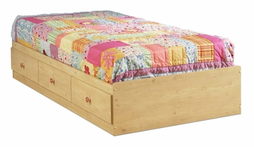 Twin Size Mate's Bed in Romantic Pine - South Shore Furniture - 3272080
