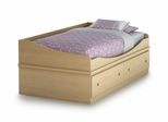"Twin Size Mates Bed (39"") in Maple - South Shore Furniture - 3613219"