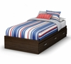 Twin Size Mates Bed - Highway - South Shore Furniture - 3679212