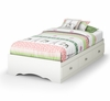 Twin Size Mates Bed - Tiara - South Shore Furniture - 3650212