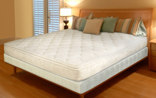 Twin Size Mattress - Inner Spring Mattress in a Box - TWIN-MATTRESS