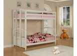 Twin/Twin Size Bunk Bed - May - Powell Furniture - 270-037