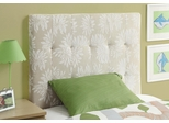 Twin Upholstered Headboard with Button Tufting - 300385T