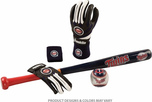 Twins Complete Tee Ball Set - Franklin Sports