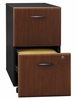 Two-Drawer File (Assembled) - Series A Hansen Cherry Collection - Bush Office Furniture - WC94452SU